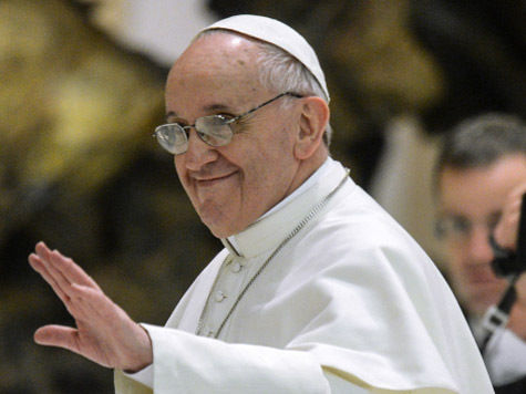 Понтифик призвал не осуждать ближнего и пожелал верующим вкусного обеда