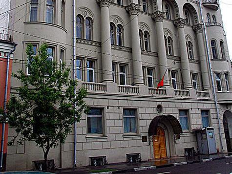 Жулик сдал посольство Киргизии в аренду со всеми сотрудниками