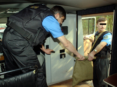 Уроженцы Ингушетии задержаны за дерзкое ограбление инкассаторов