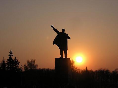 Как Ленин победил чупа-чупса