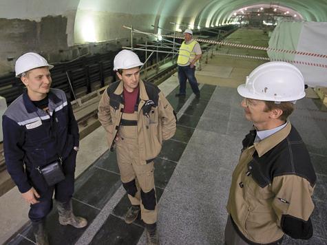 Заедет всентябре московское метро