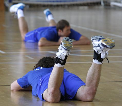 Лев Россошик, член Наблюдательного совета Всероссийской федерации волейбола, — специально для «МК»