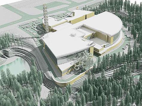 """На месте гибели 28 человек в """"Трансвааль-парке"""" снова строят развлекательный комплекс с бассейном"""