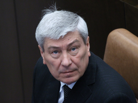После переподчинения Федеральной службы по финансовому мониторингу от правительства президенту, ее главой переназначен Юрий Чиханчин