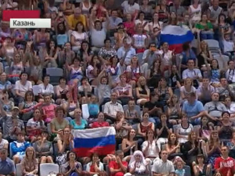 Анися Кирдяпкина завоевала золотую медаль в спортивной ходьбе на Универсиаде