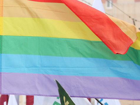 «Гей-олимпиада» может пройти в Москве