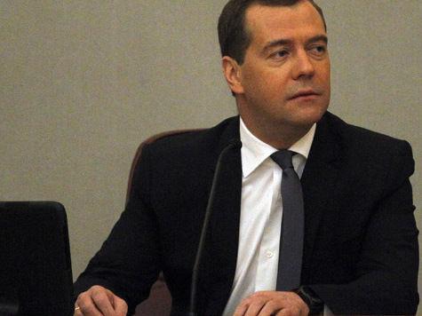 Медведев хочет, чтобы на дачных участках регистрировали только граждан РФ