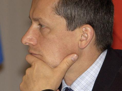 И.о. заммэра Москвы Шаронов уйдет после выборов