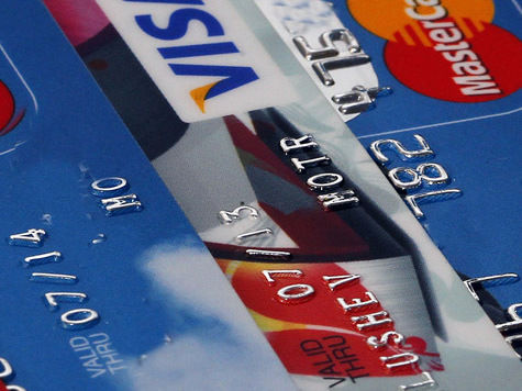 Банкиры пошли в атаку на держателей карт