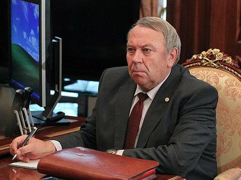 Глава РАН Владимир Фортов: «Мы впервые увидели тех, кто придумал этот закон!»