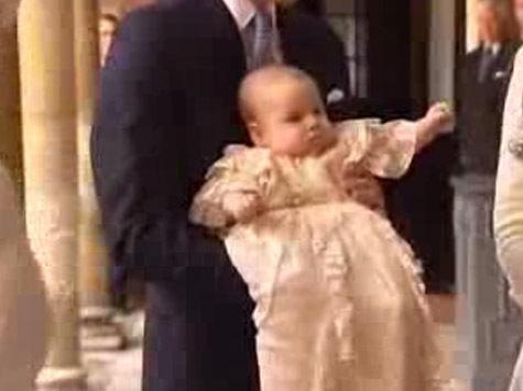 Крестины будущего наследника британского престола, принца Кембриджского Джорджа, завершились в Лондоне
