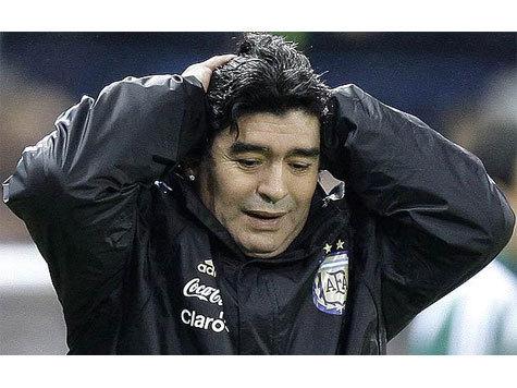 В кого превратится Марадона?