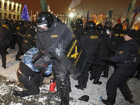 """""""МК"""" уличил в подлоге белорусские власти: в """"организации беспорядков сознались"""" лжероссияне"""