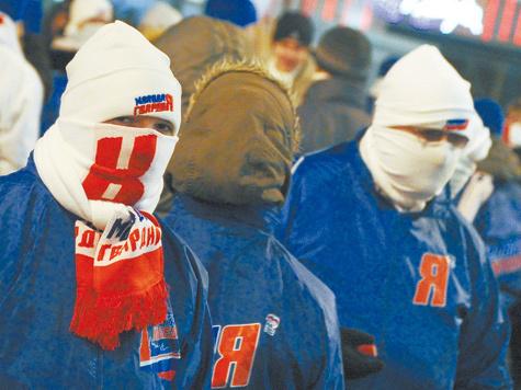 Часть участников прокремлевского движения вышла на митинги со стороны оппозиции