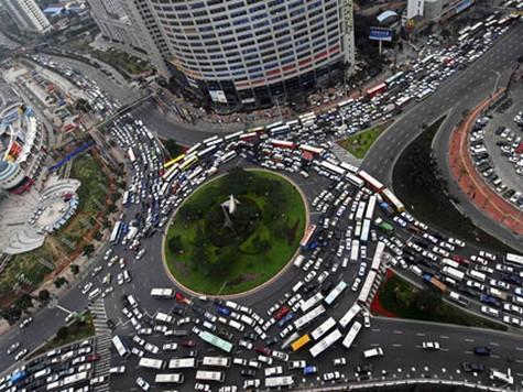 Мировой рейтинг дорожных заторов