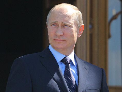Путин вместе с Хирургом открыл фонтан «Бармалей»