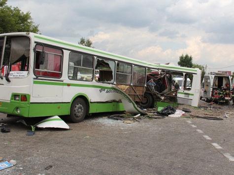 Власти Москвы опубликовали список опасных перевозчиков