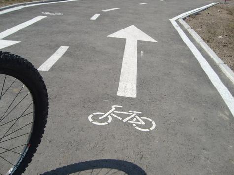 Ударим велодорожкой
