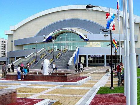 Югра — спортивный регион