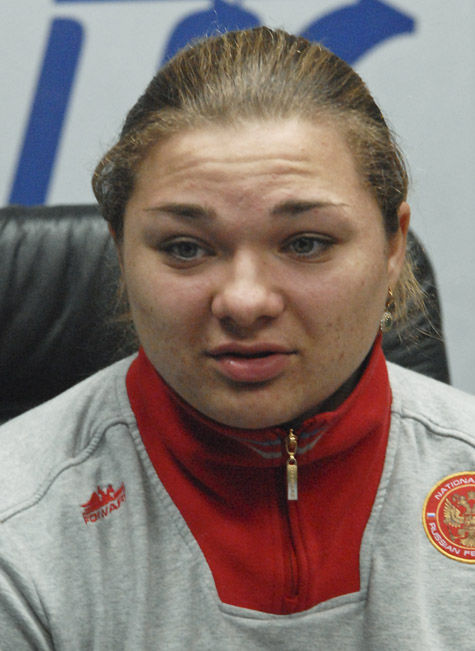 Татьяна Каширина: рекорд мира под занавес сезона!