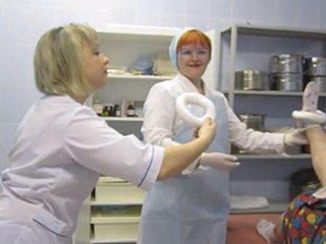 В Пермском крае медсестры устроили фотосессию на фоне тяжелобольных пациентов