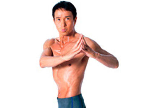 Японский актер похудел с помощью собственной диеты на 13 кг за 7 недель