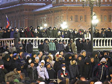 Последователи погромщиков с Манежки выбирали жертв по шапке