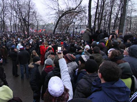 На митинге выступят Собчак и Прохоров