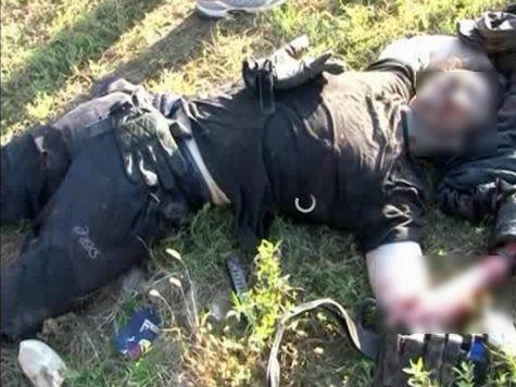 В сети появилась фотография уничтоженного в Махачкале боевика Дмитрия Соколова