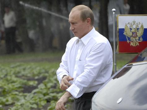 Клуб избирателей России и Владимира Путина: