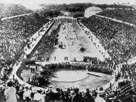 Экскурс в историю Олимпийских игр