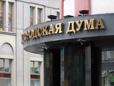 В Москве учредили свою Общественную палату