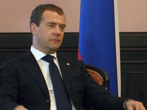 Медведев обязался не воровать музыку в Интернете
