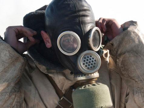 Международные эксперты вплотную занялись химическим оружием в Сирии