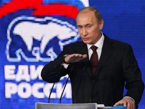 """""""Единая Россия"""" определилась с президентом?"""