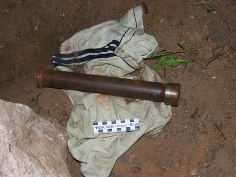 Взрывное устройство, способное поднять на воздух жилой дом, обнаружили на юго-востоке столицы