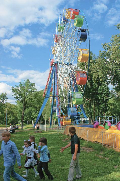 Подольские парки:сохранить и приумножить