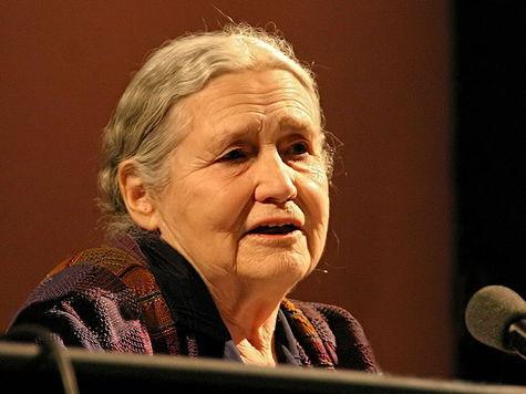 Писательница Дорис Лессинг скончалась на 95-м году жизни