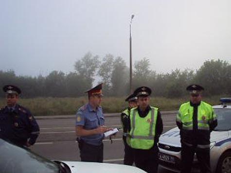 В Зеленограде автоинспекторов обвинили в избиении автомобилистов