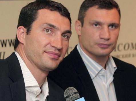 Старший брат Владимира Кличко о его бое с Русским Витязем