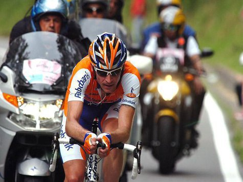 Лидер сборной России по велогонкам сознался в употреблении допинга