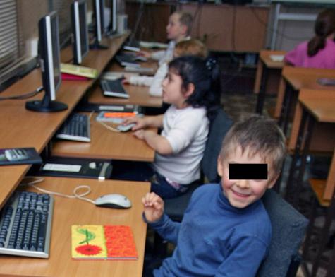 Один компьютер на двоих