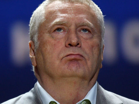 Прокуратура проверит Жириновского на национализм