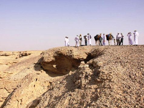 Бизнесмены уходят в израильскую пустыню, отказавшись от связи и удобств