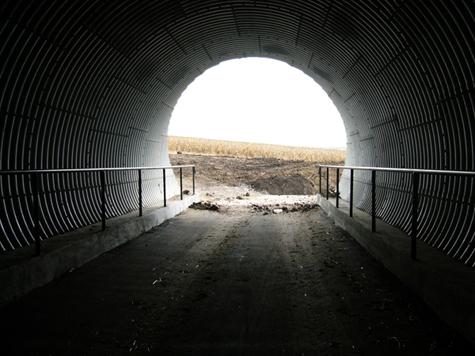 Рабочих засыпало при строительстве тоннеля