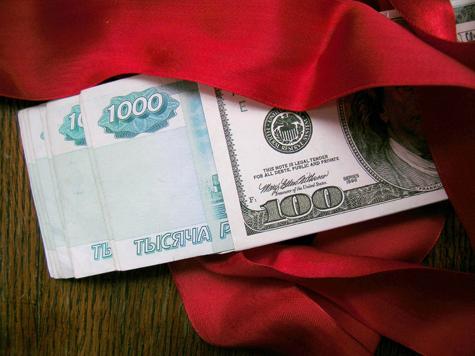Российская валюта продолжает падать