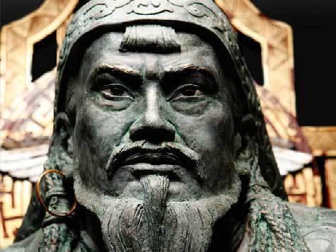 Донором крови был один из отпрысков 34-го поколения Чингисхана