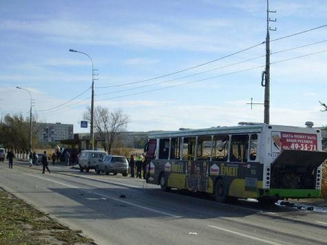 Автобус в Волгограде взорвала жена боевика