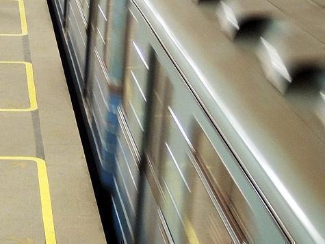 Пьяный пассажир на рельсах прервал движение поездов на