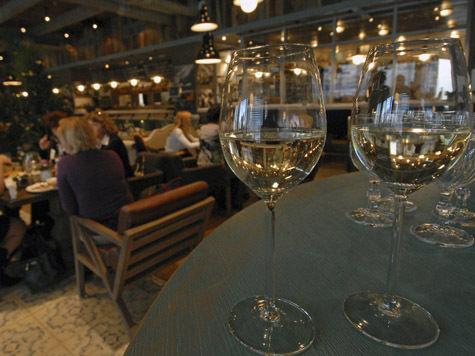 В московских кафе не будут продавать спиртные напитки